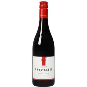Carrick Unravelled Pinot Noir