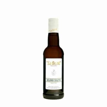 Delgado Zuleta La Goya Manzanilla Sherry 375ml