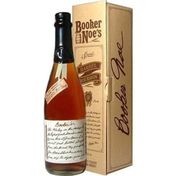 Booker's Barrel Bourbon 750ml 64.45%