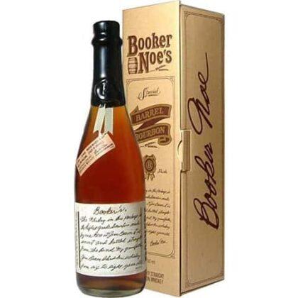 Booker's Barrel Bourbon 750ml 64.45%