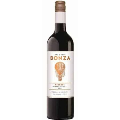 The Great Bonza Reserve Shiraz Cabernet