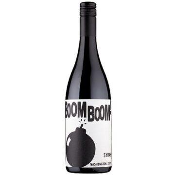 Charles Smith Boom Boom! Syrah 2015