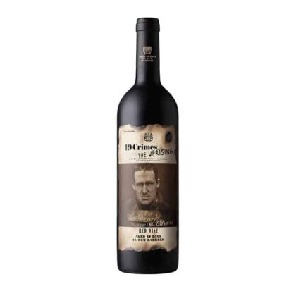 19 CRIMES The Uprising Rum Aged Red Wine