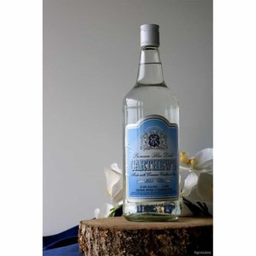 Carthew Premium Blue Label Gin 1
