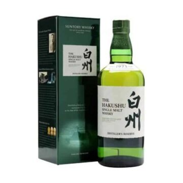 Hakushu Single Malt Whiskey Distiller Reserve 700ml