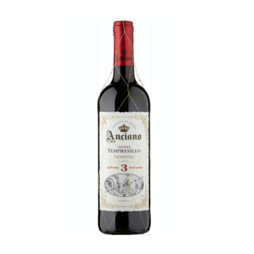 2015 Anciano Crianza 3 Years Tempranillo