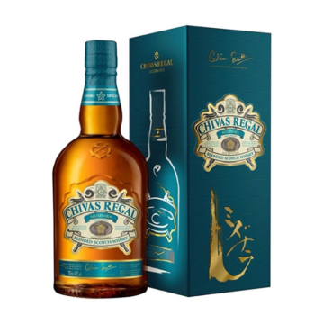 Chivas Regal Mizunara Blended Whisky 700ml
