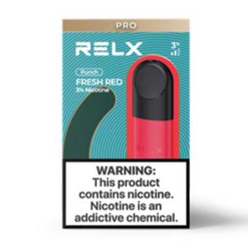 Relx Fresh Red 3 Percent Nicotine
