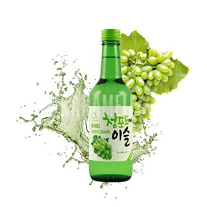 Jinro Green Grape 360ml