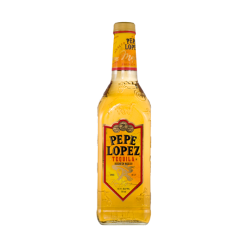 PEPE LOPEZ GOLD TEQUILA 700ML