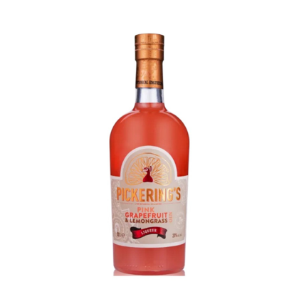 Pickerings Pink Grapefruit & Lemongrass Gin 500ml