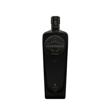 SCAPEGRACE BLACK GIN 700ML