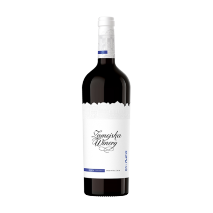 ZAMOJSKA BLACKCURRANT WINE 750ML
