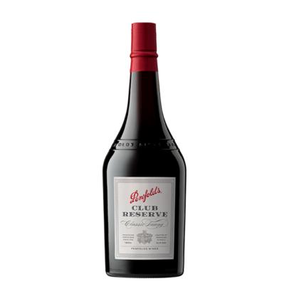 Penfolds Club Reserve Classic Tawny Wine Bottle